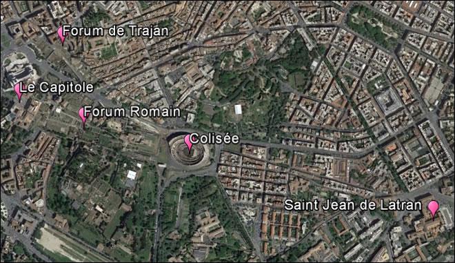 Programme De Visite De Rome En 1 Journee